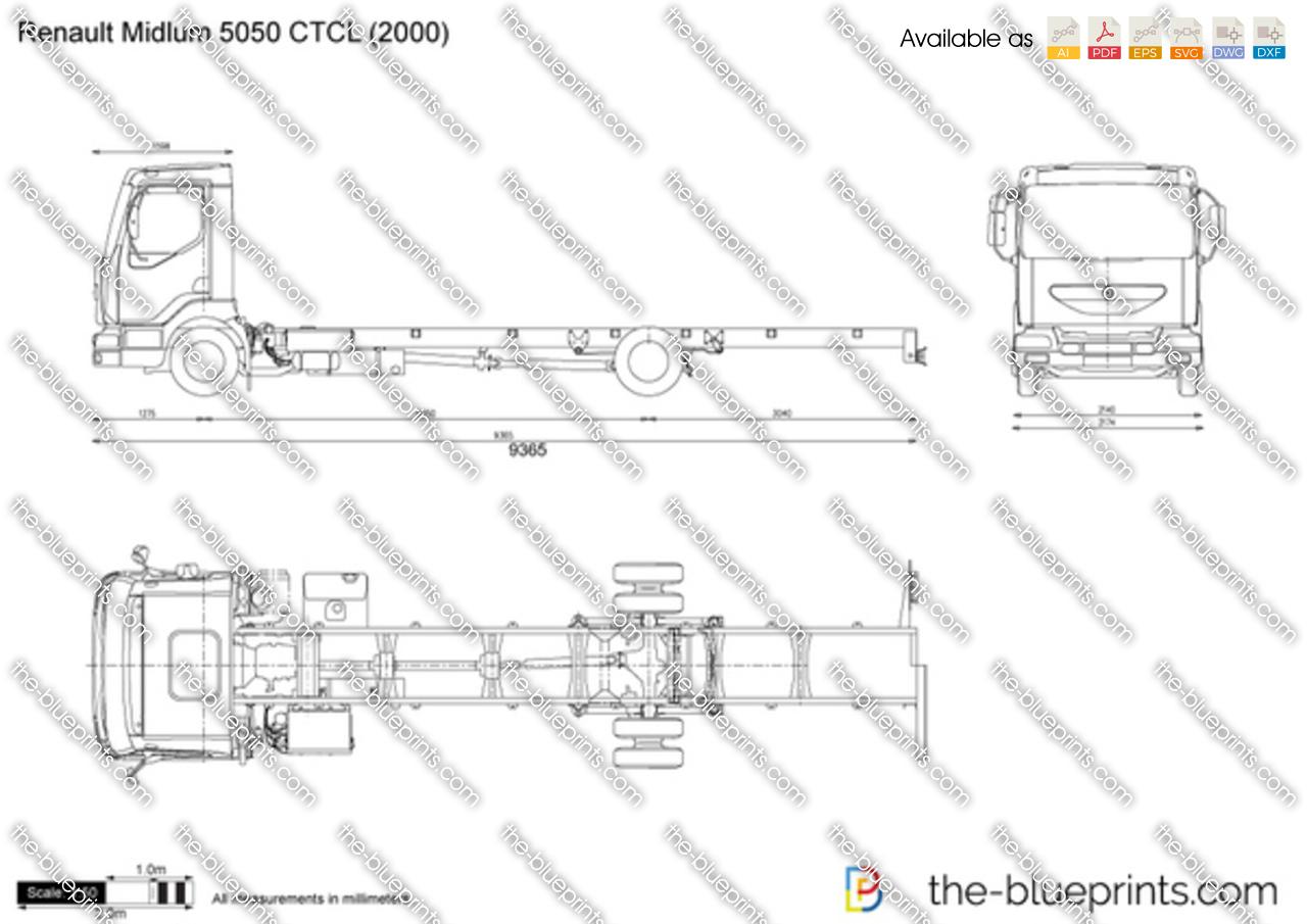 Renault Midlum 5050 CTCL