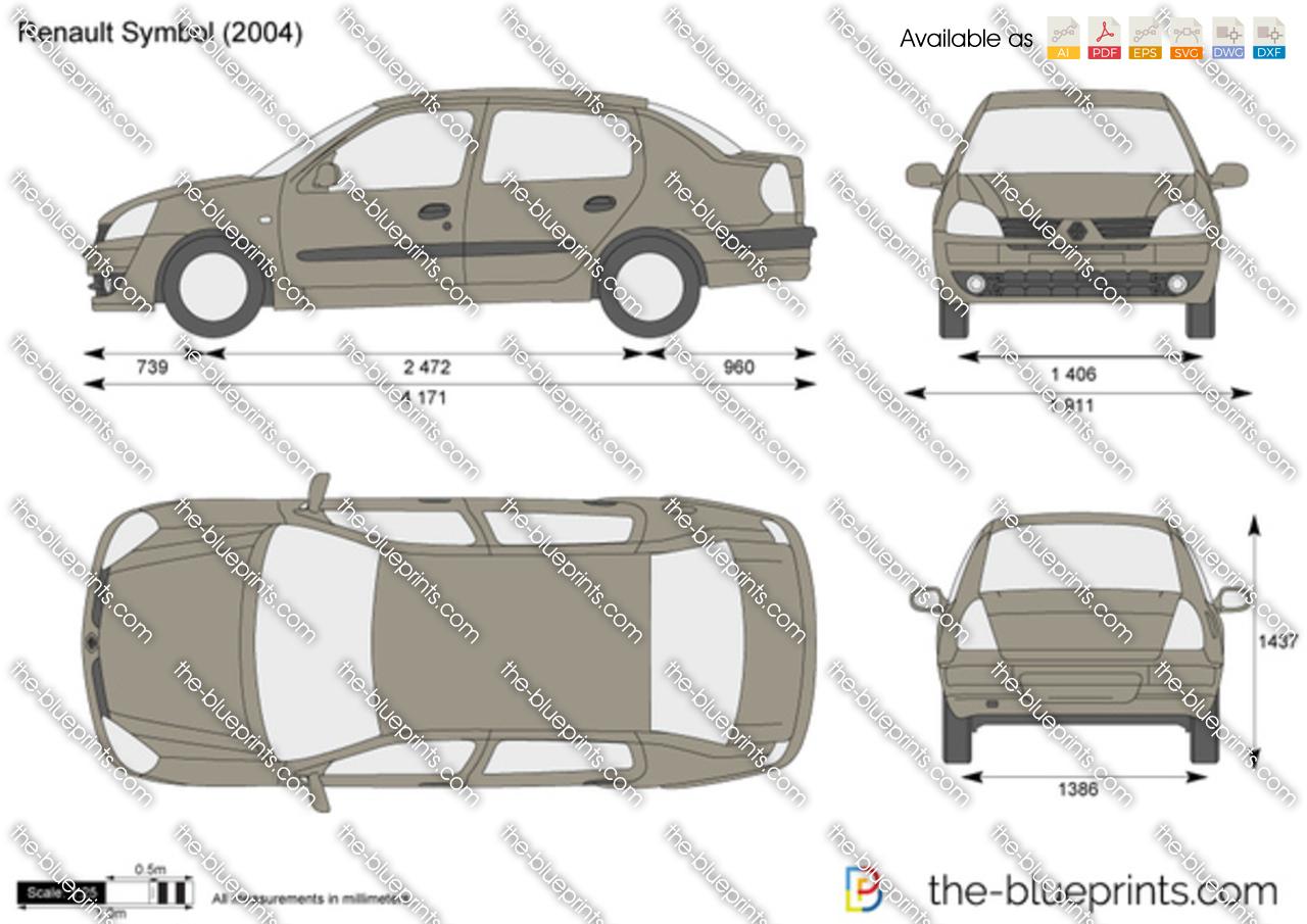 Renault Symbol I 2001