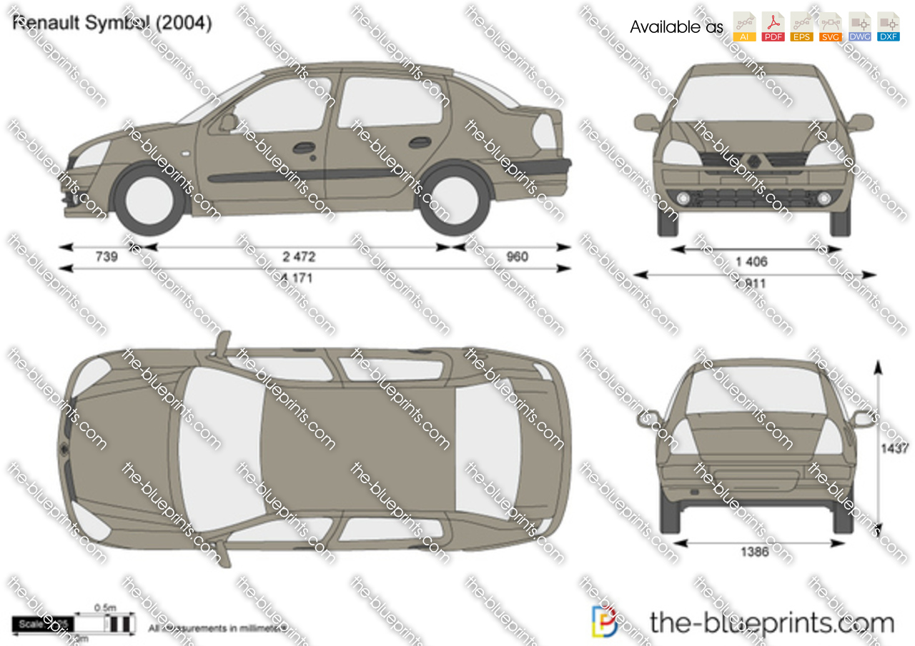 Renault Symbol I 2002
