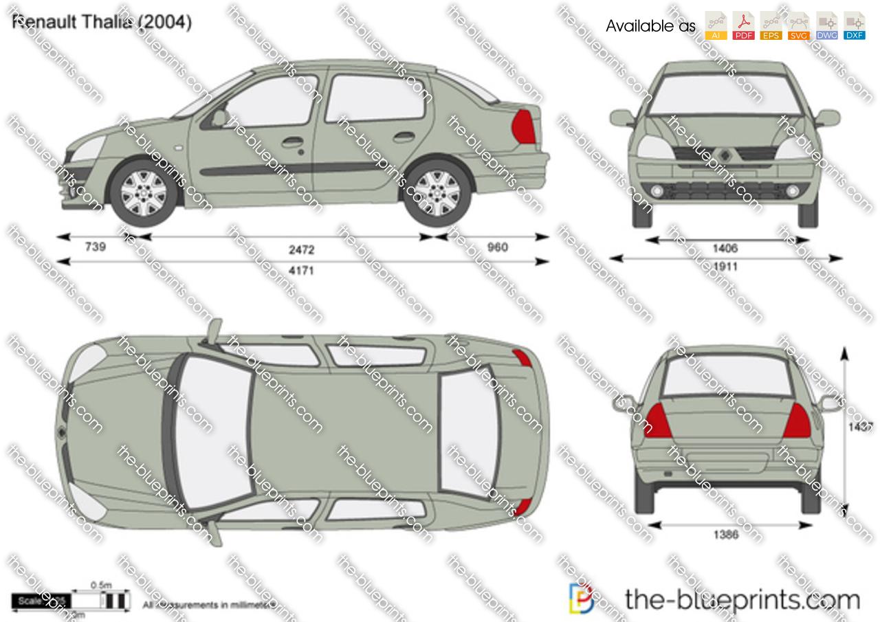 Renault Thalia 2001