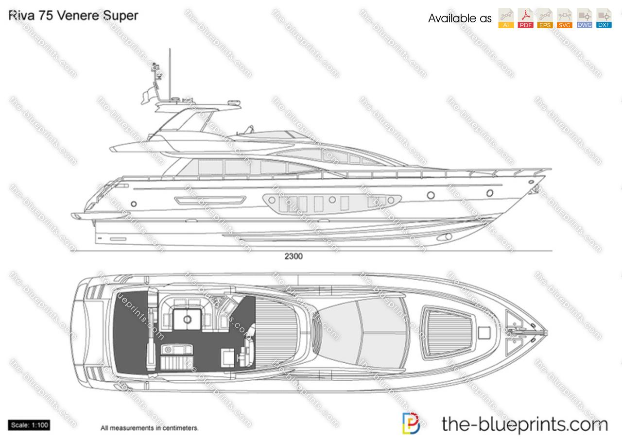 Riva 75 Venere Super