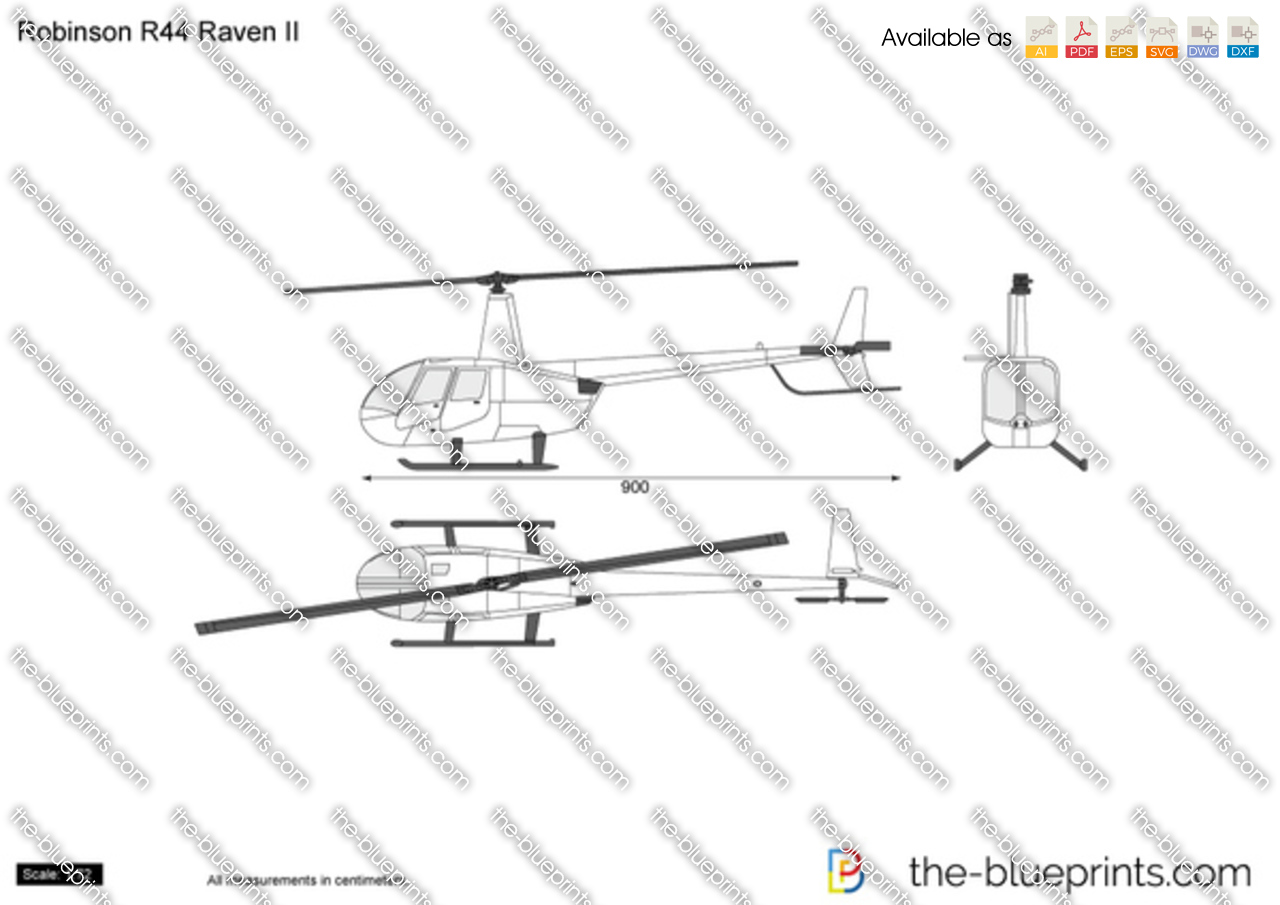 Blueprints helicopters helicopters n z robinson r44 raven ii malvernweather Image collections