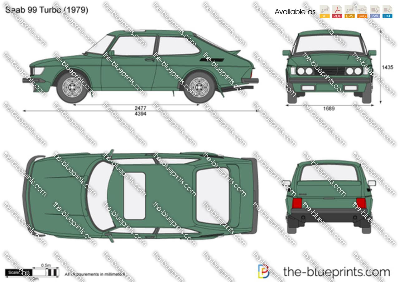 Saab 99 Turbo 1983