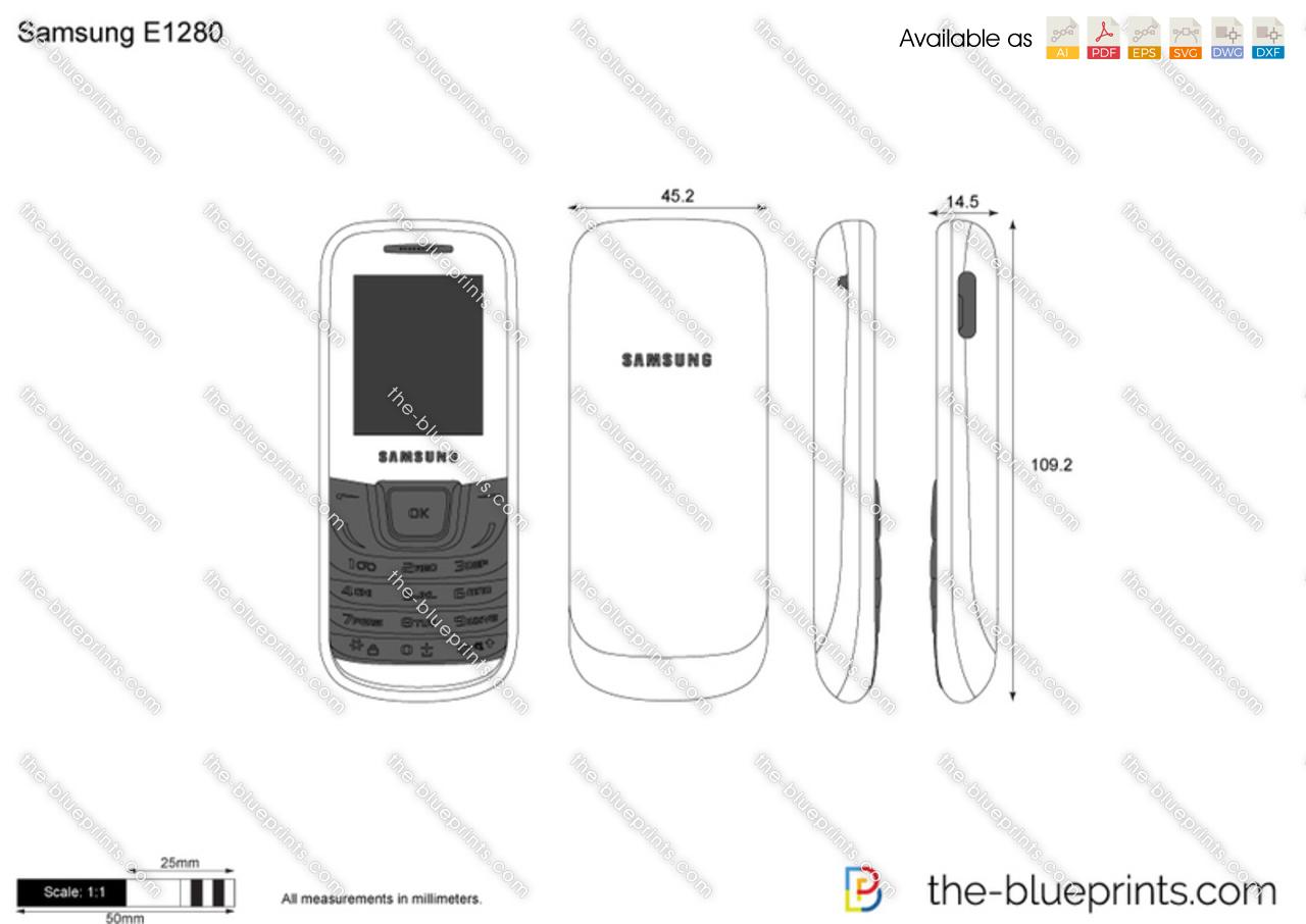 Samsung E1280