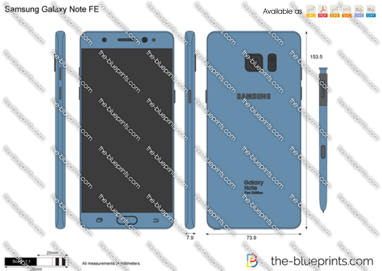 Samsung Galaxy Note FE