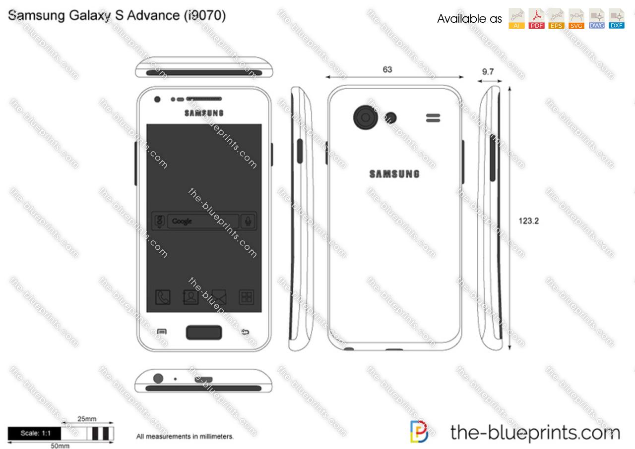 Samsung Galaxy S Advance (i9070)
