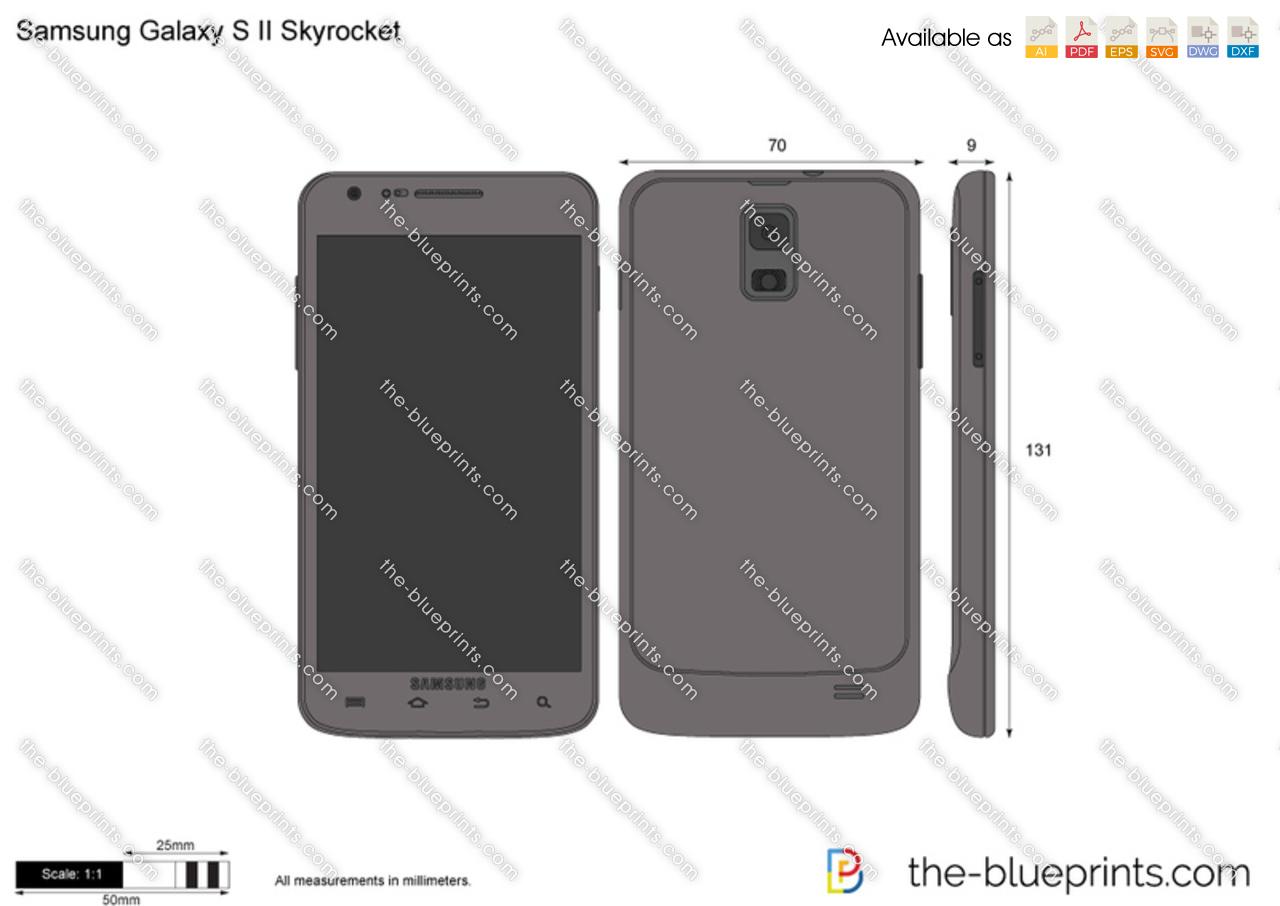 Samsung Galaxy S II Skyrocket