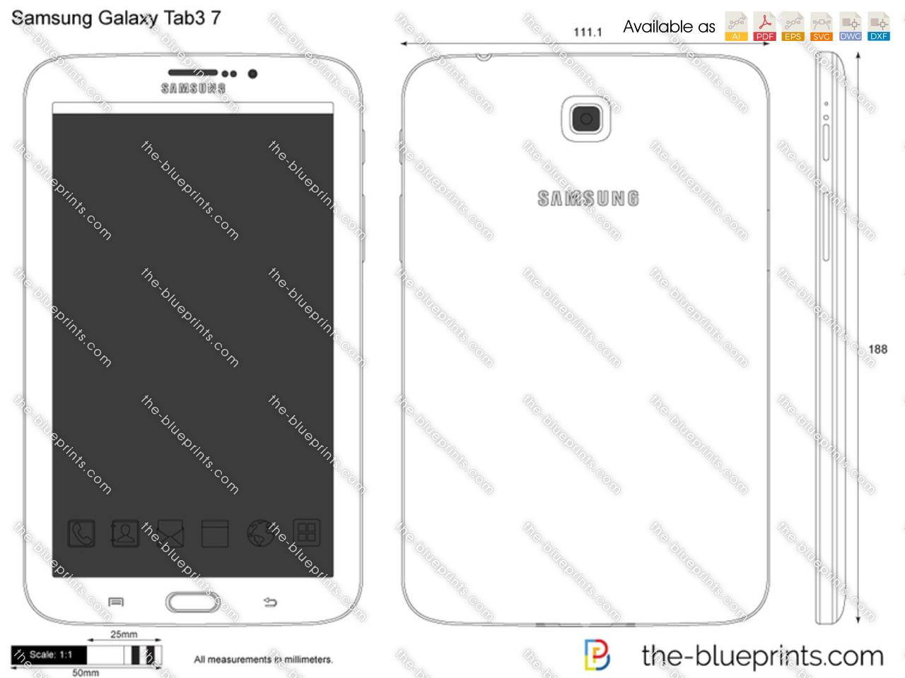Samsung Galaxy Tab3 7