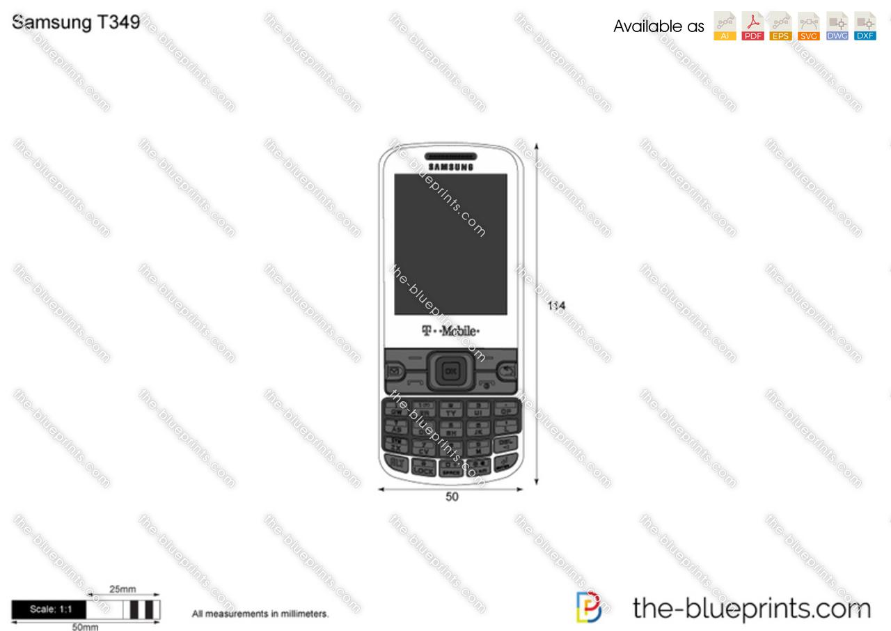 Samsung T349