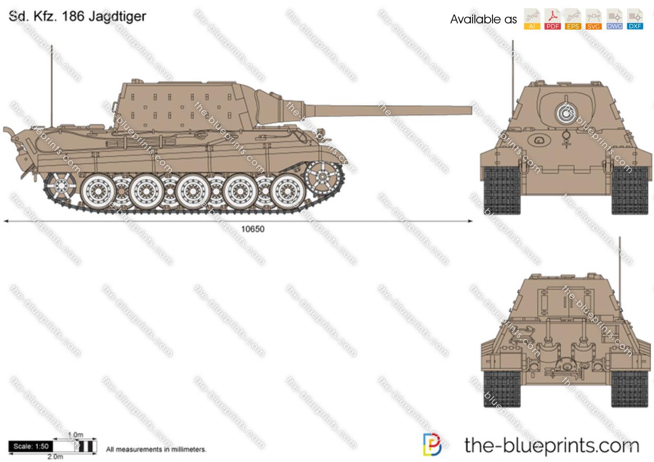 Sd.Kfz. 186 Jagdtiger
