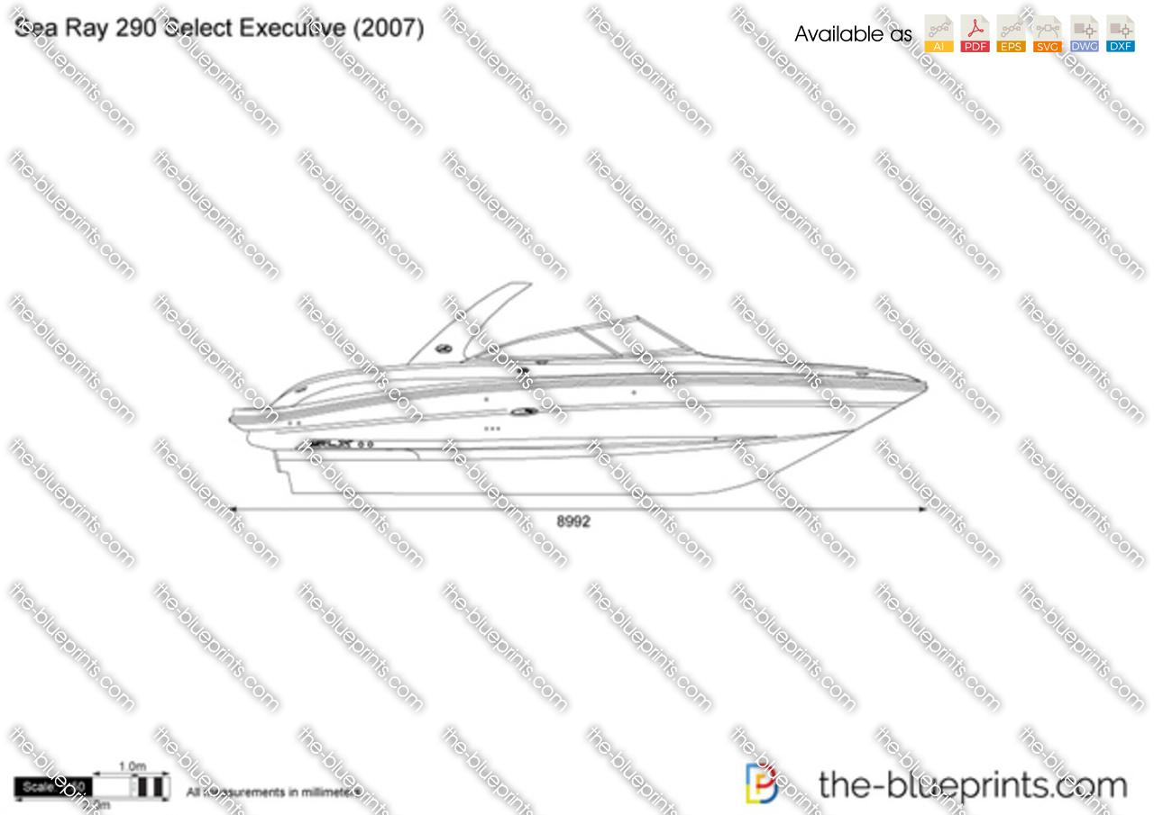 Sea Ray 290 Select Executive