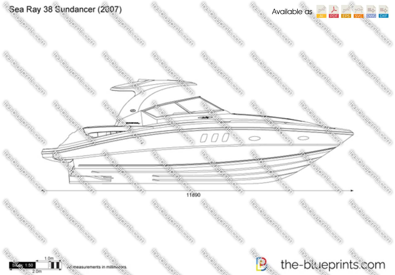 Sea Ray 38 Sundancer