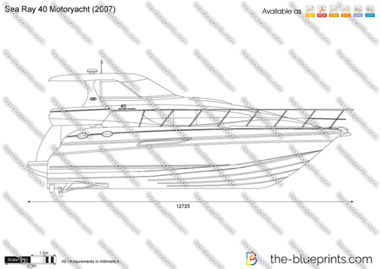 Sea Ray 40 Motoryacht