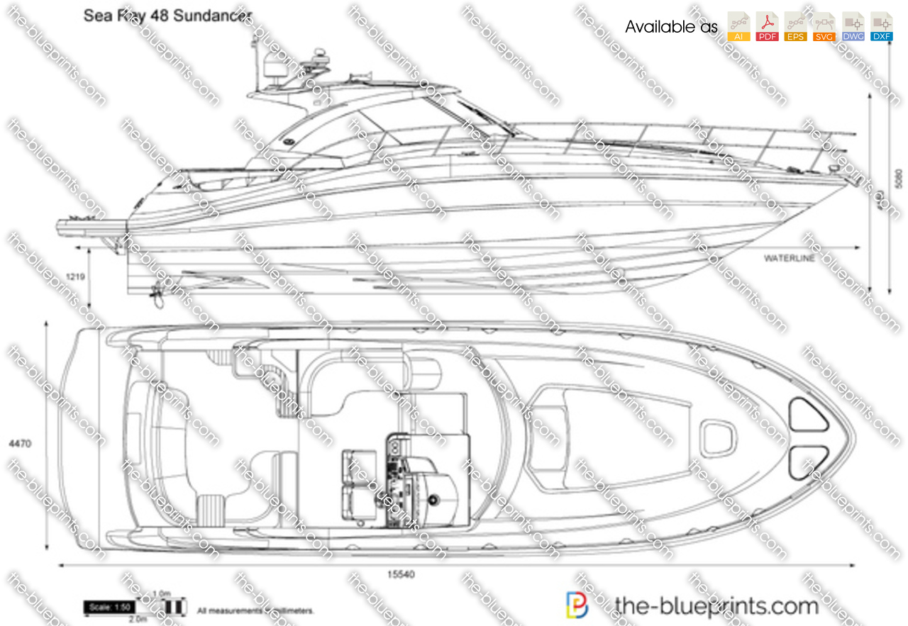 Sea Ray 48 Sundancer