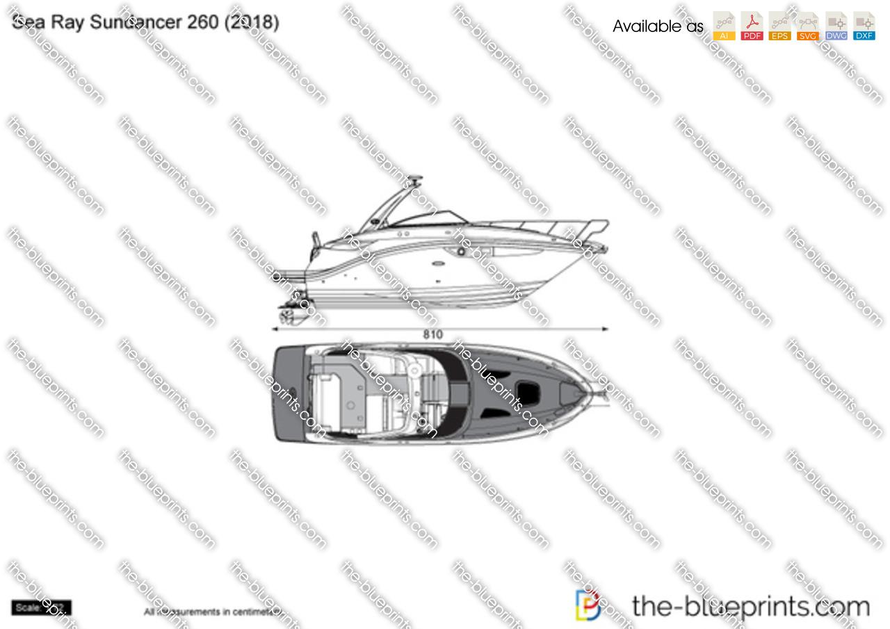 Sea Ray Sundancer 260