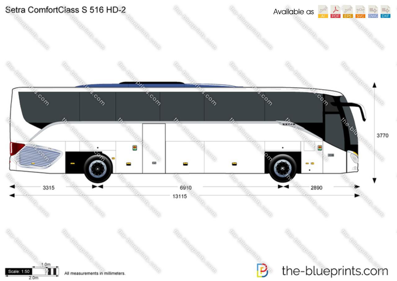 Setra ComfortClass S 516 HD-2