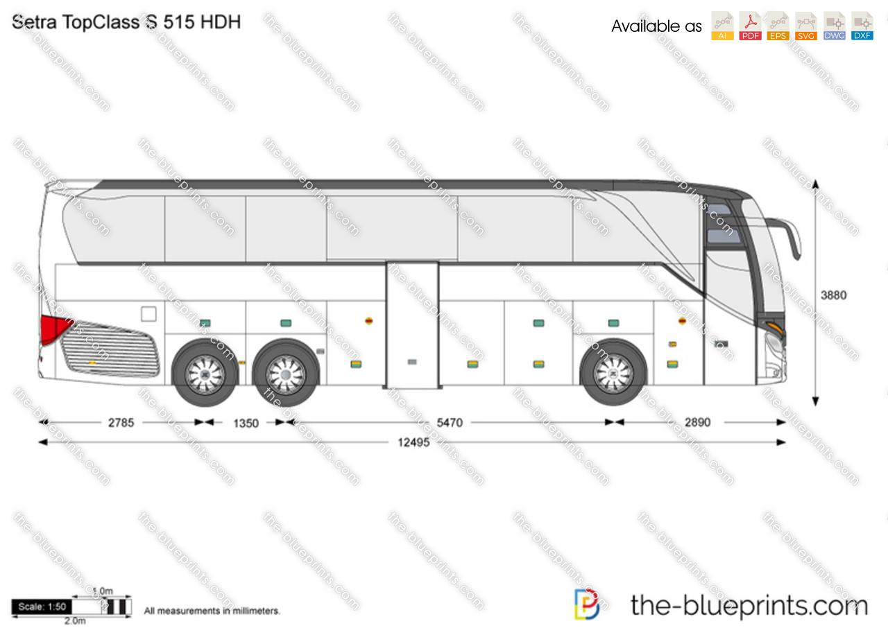 Setra TopClass S 515 HDH