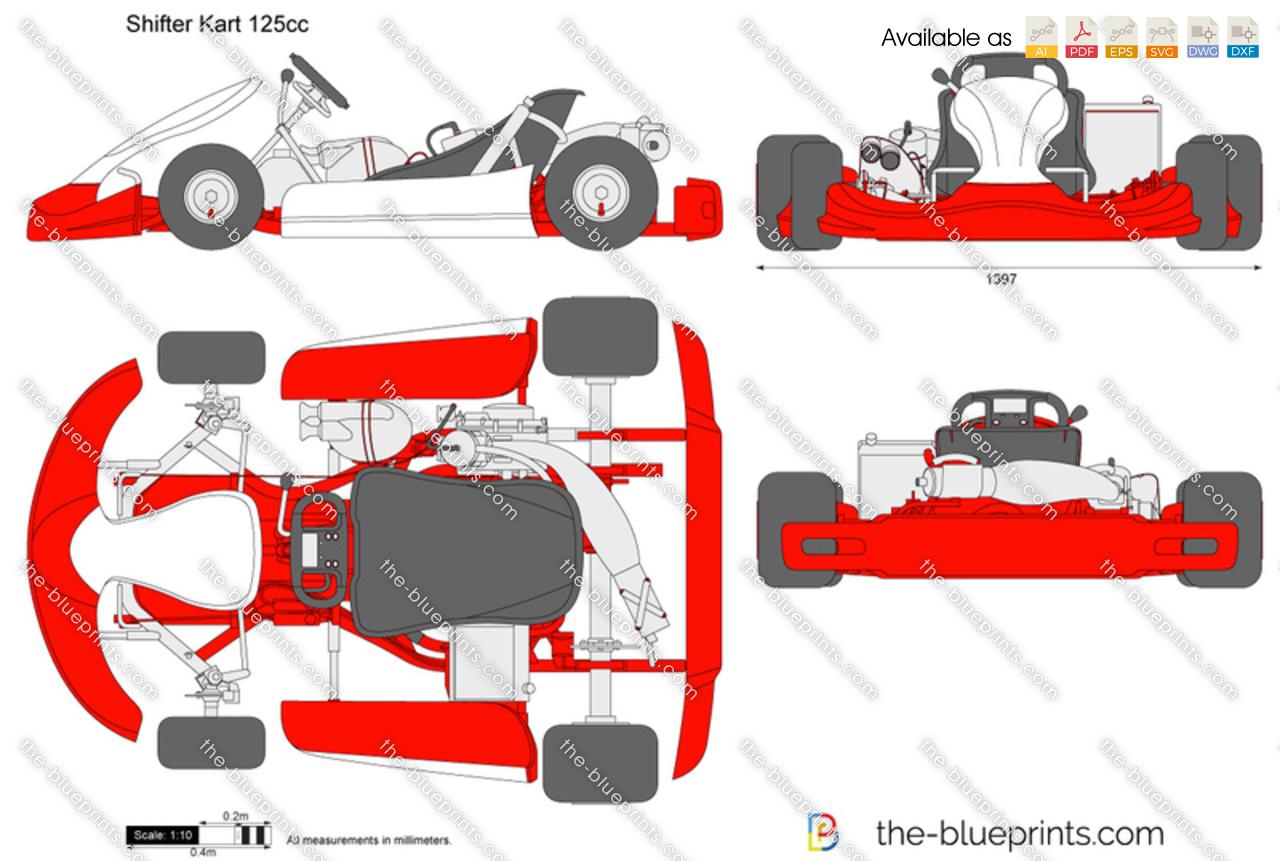 Shifter Kart 125cc