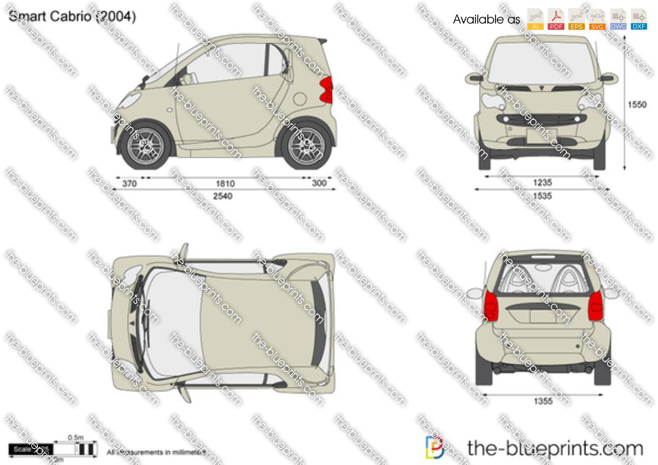 Smart Cabrio 2006