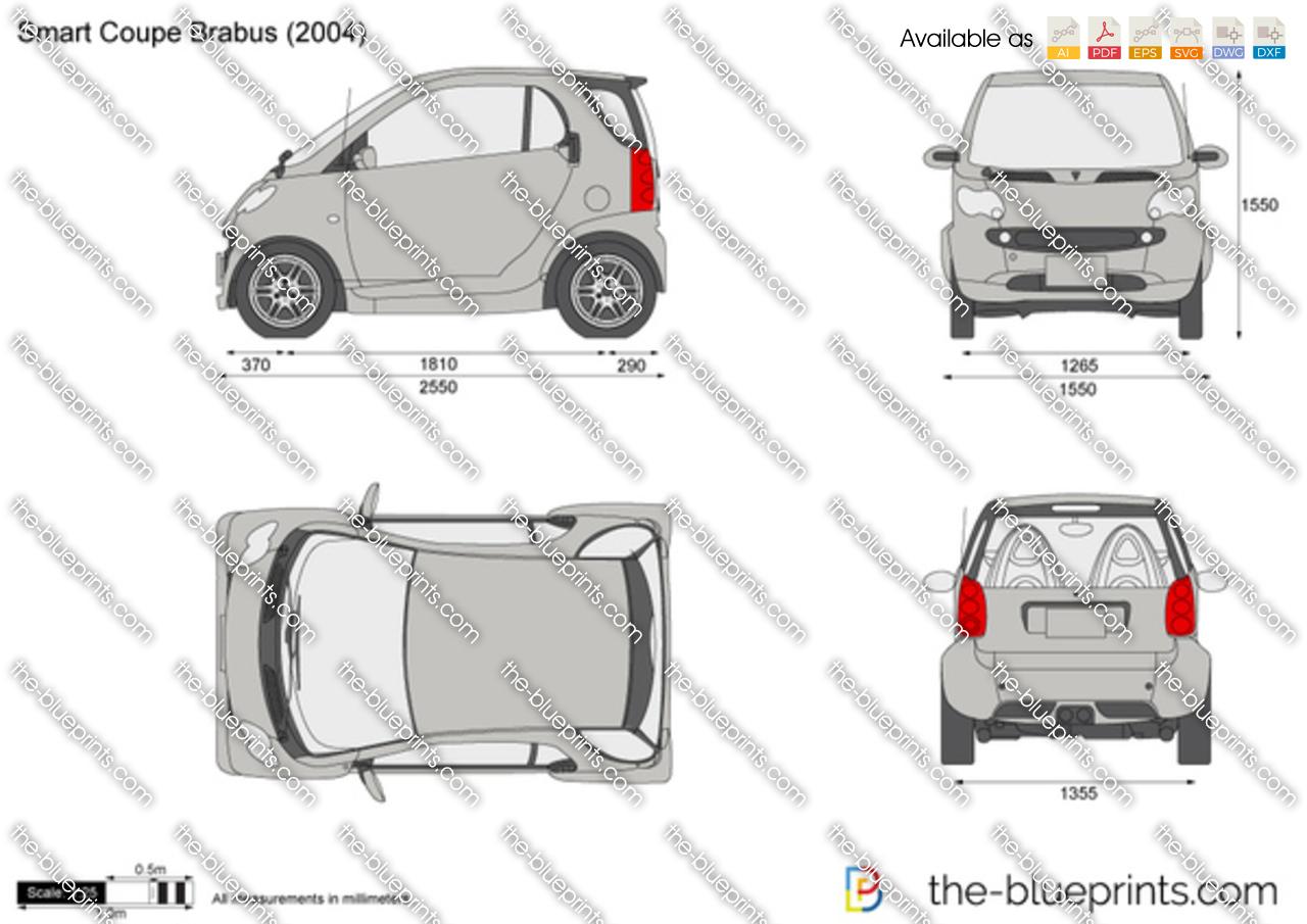 Smart Coupe Brabus