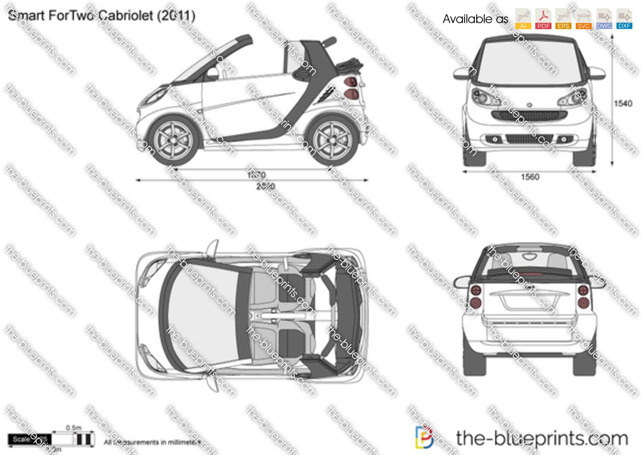 Smart ForTwo Cabrio (Model 451)