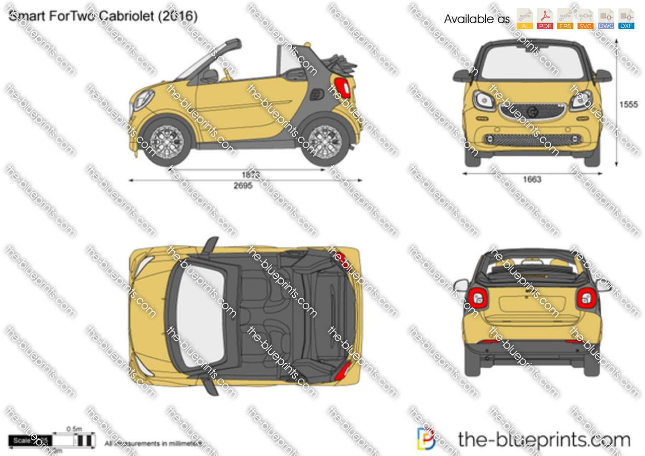 Smart ForTwo Cabriolet 2018