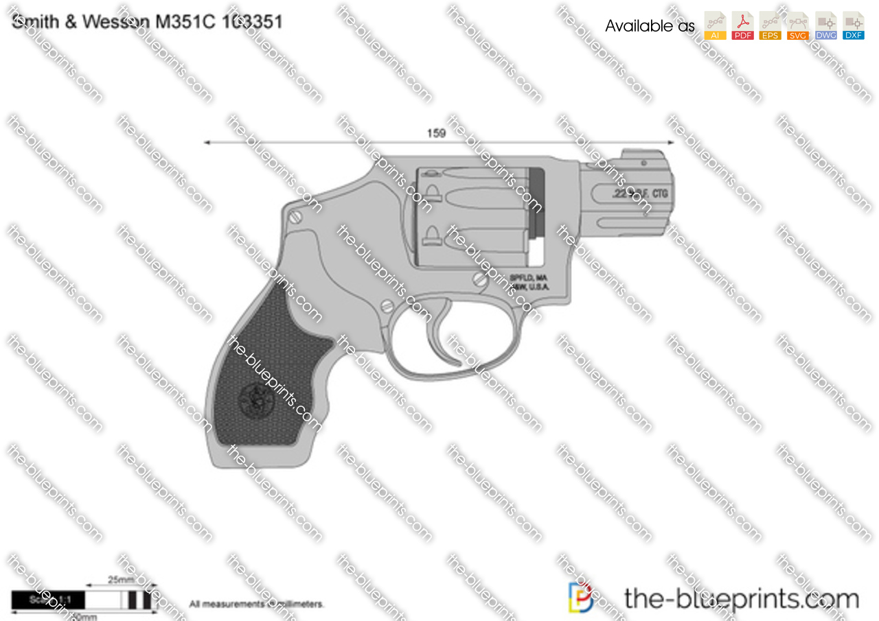 Smith & Wesson M351C 103351