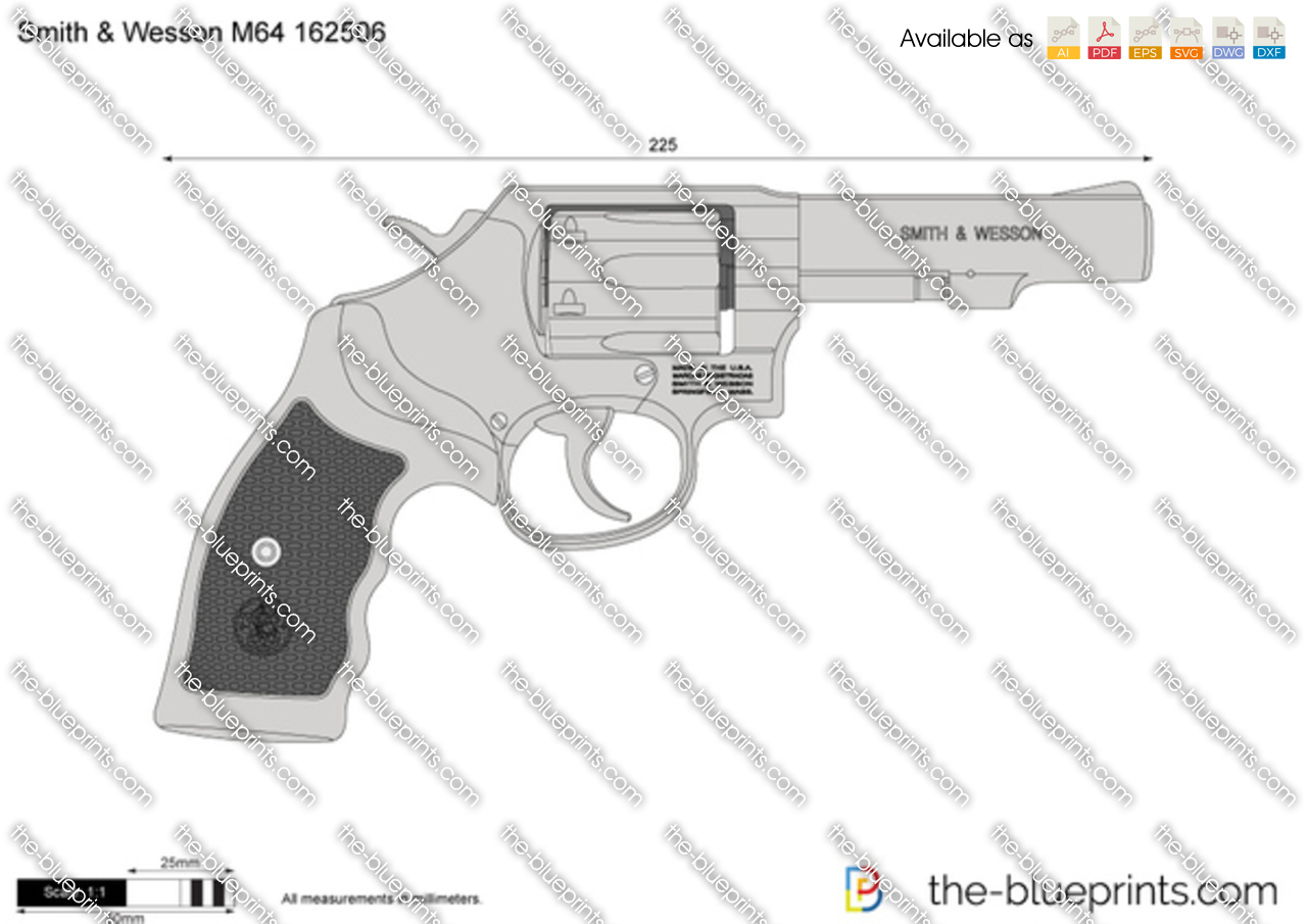 Smith & Wesson M64 162506