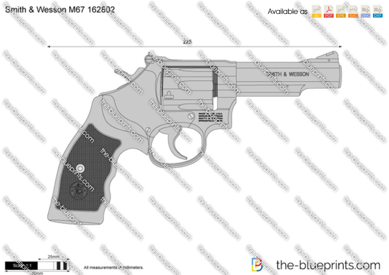 Smith & Wesson M67 162802