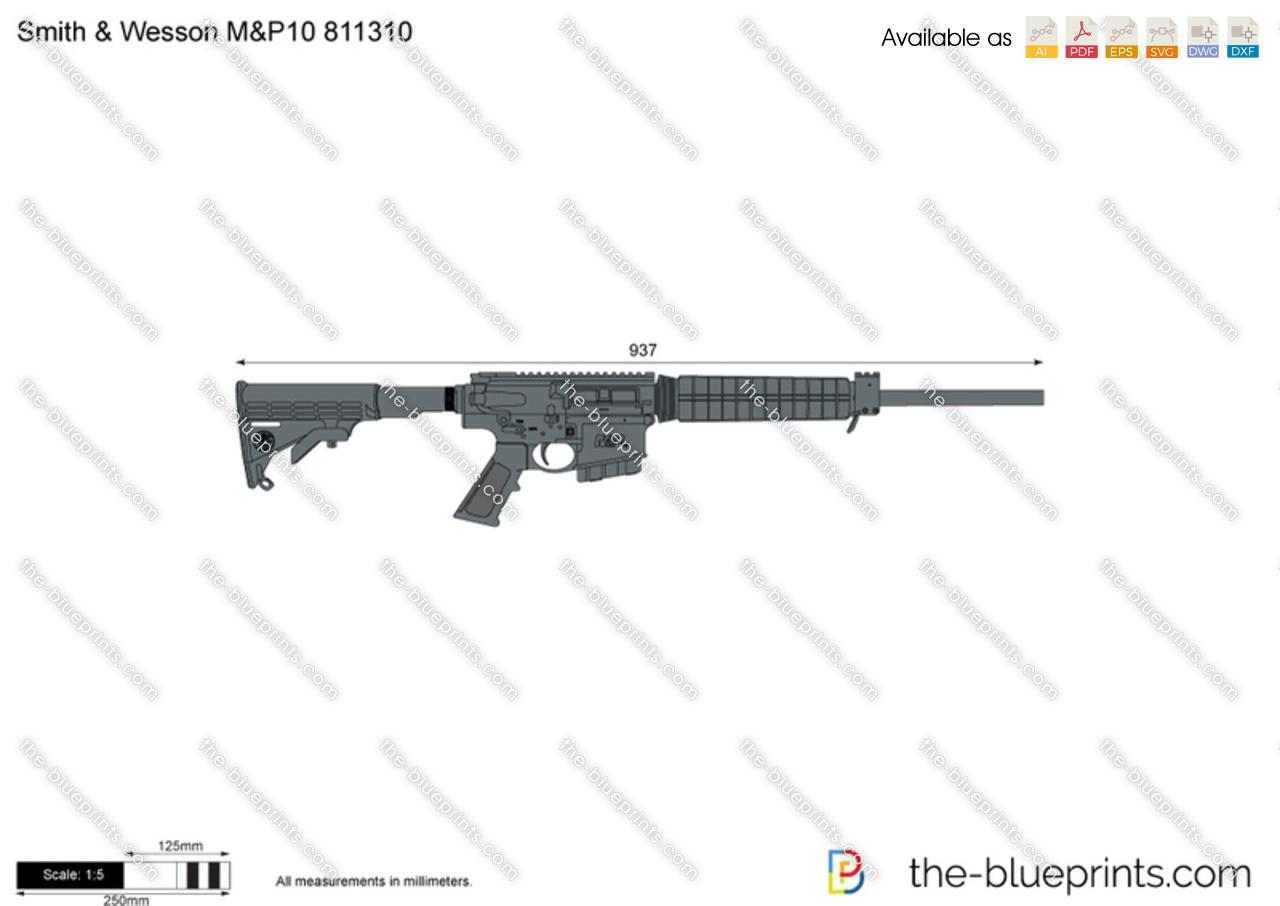 Smith & Wesson M&P10 811310