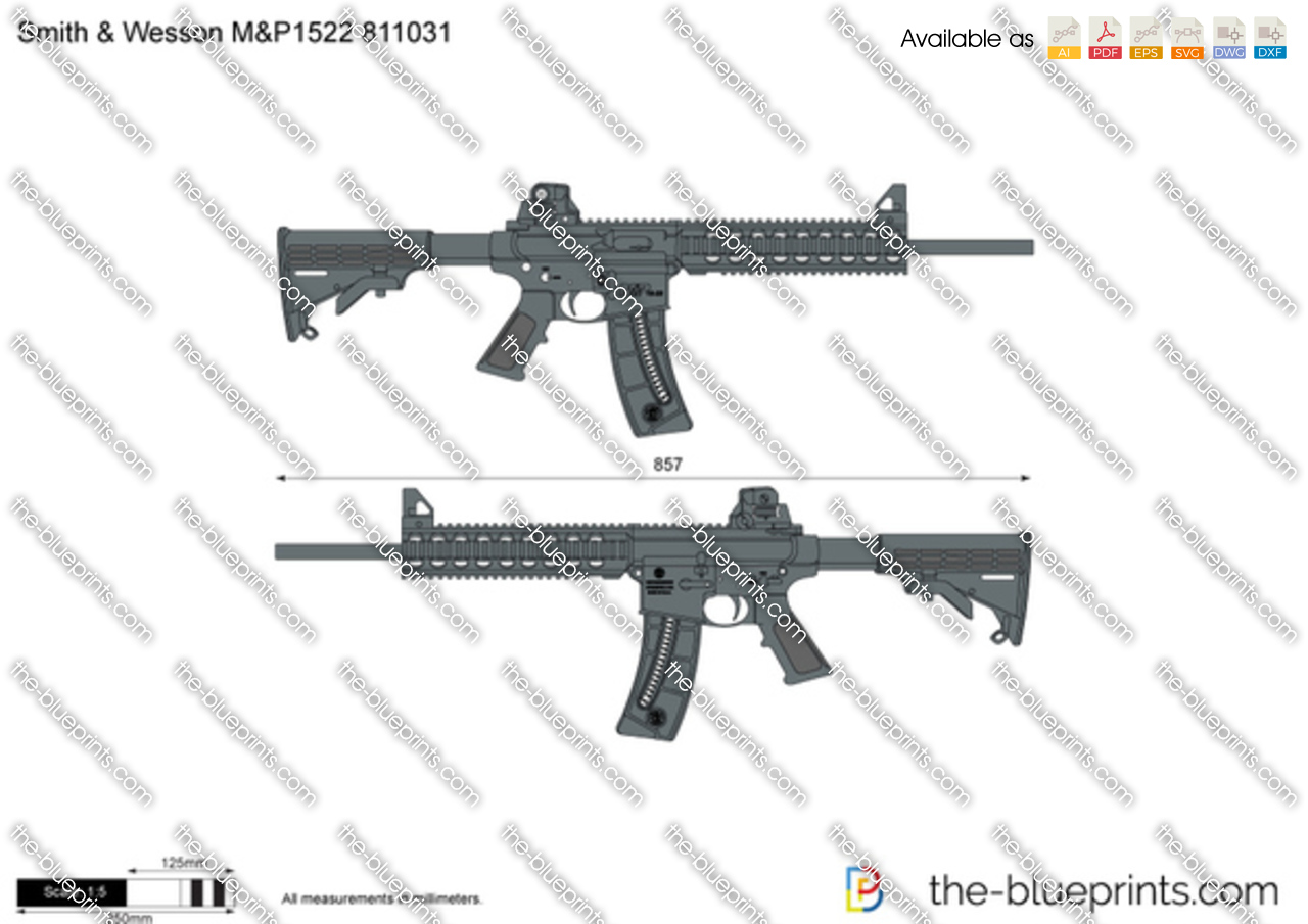 Smith & Wesson M&P1522 811031