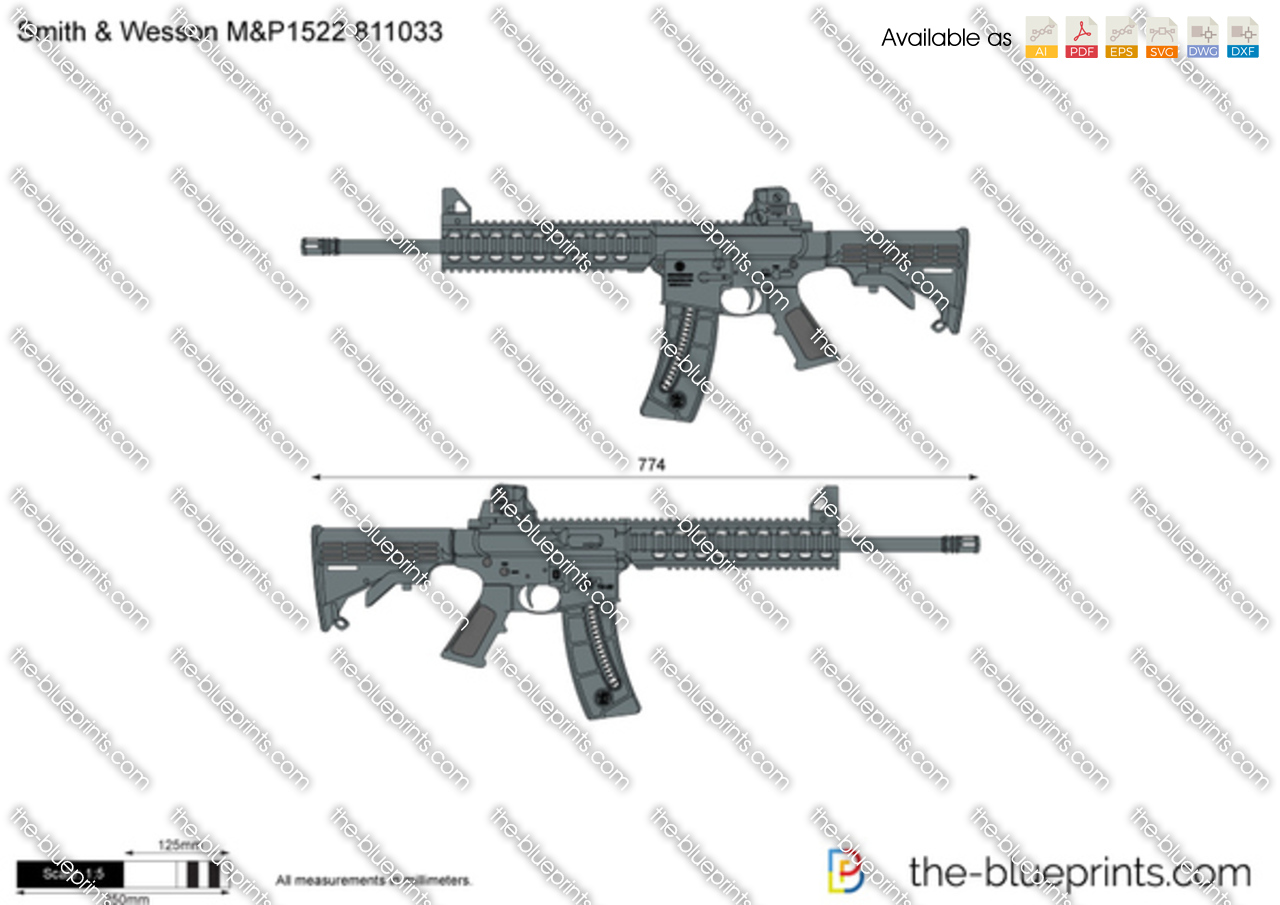 Smith & Wesson M&P1522 811033