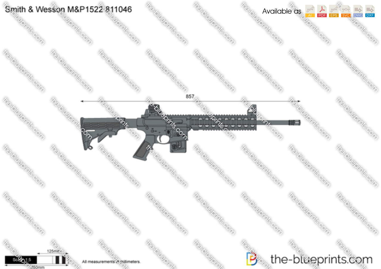 Smith & Wesson M&P1522 811046