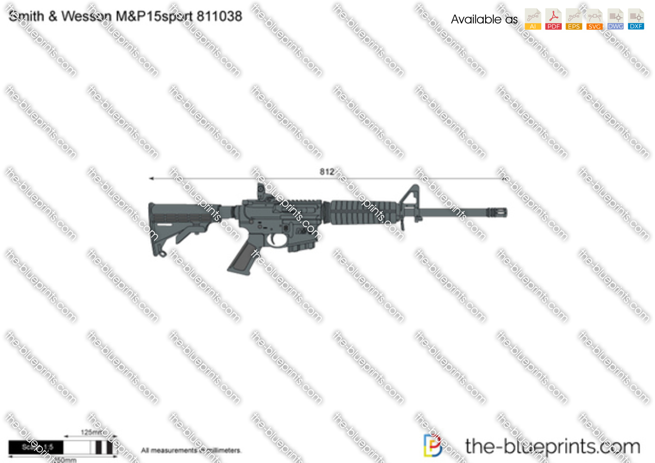 Smith & Wesson M&P15sport 811038