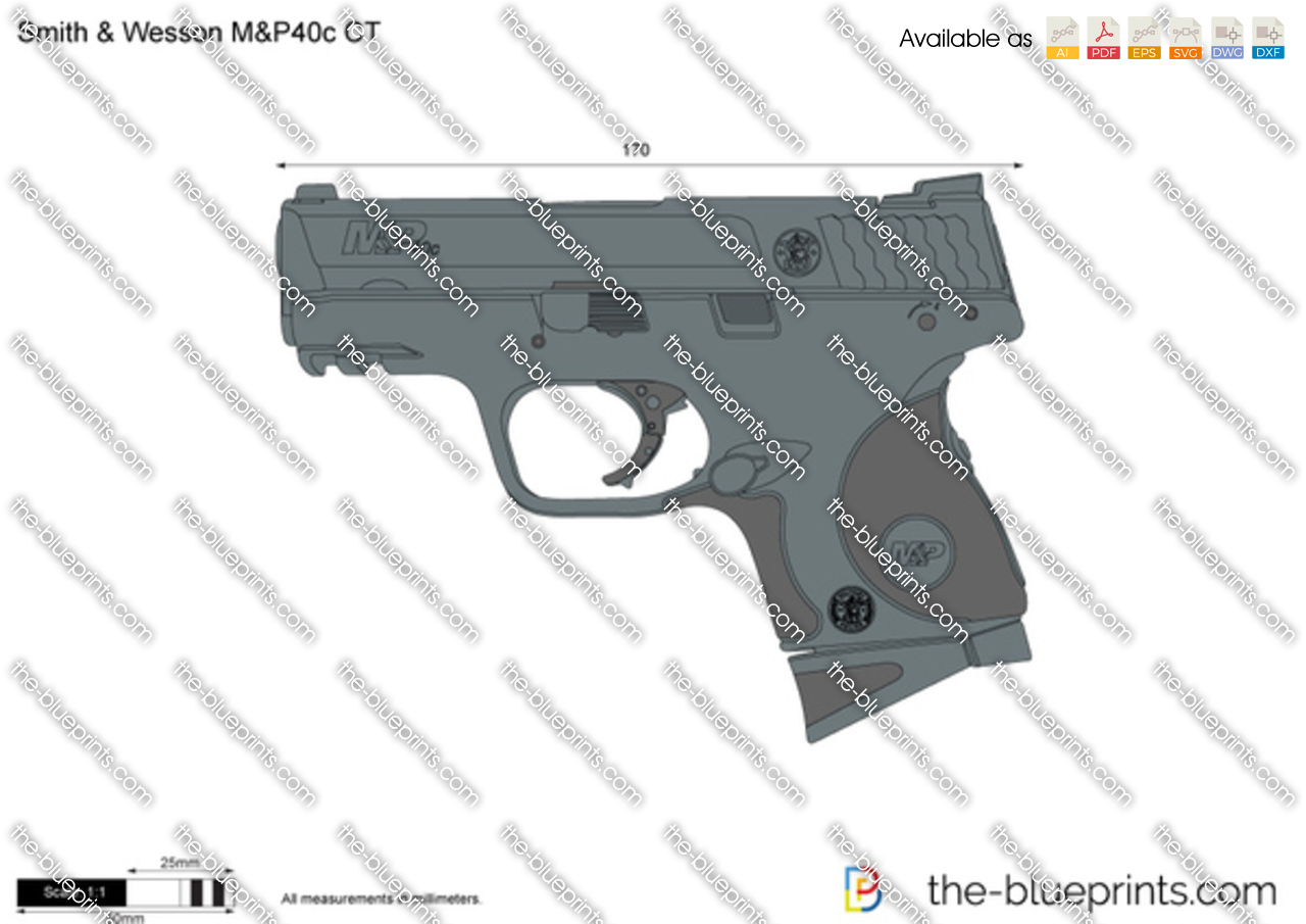 Smith & Wesson M&P40c CT