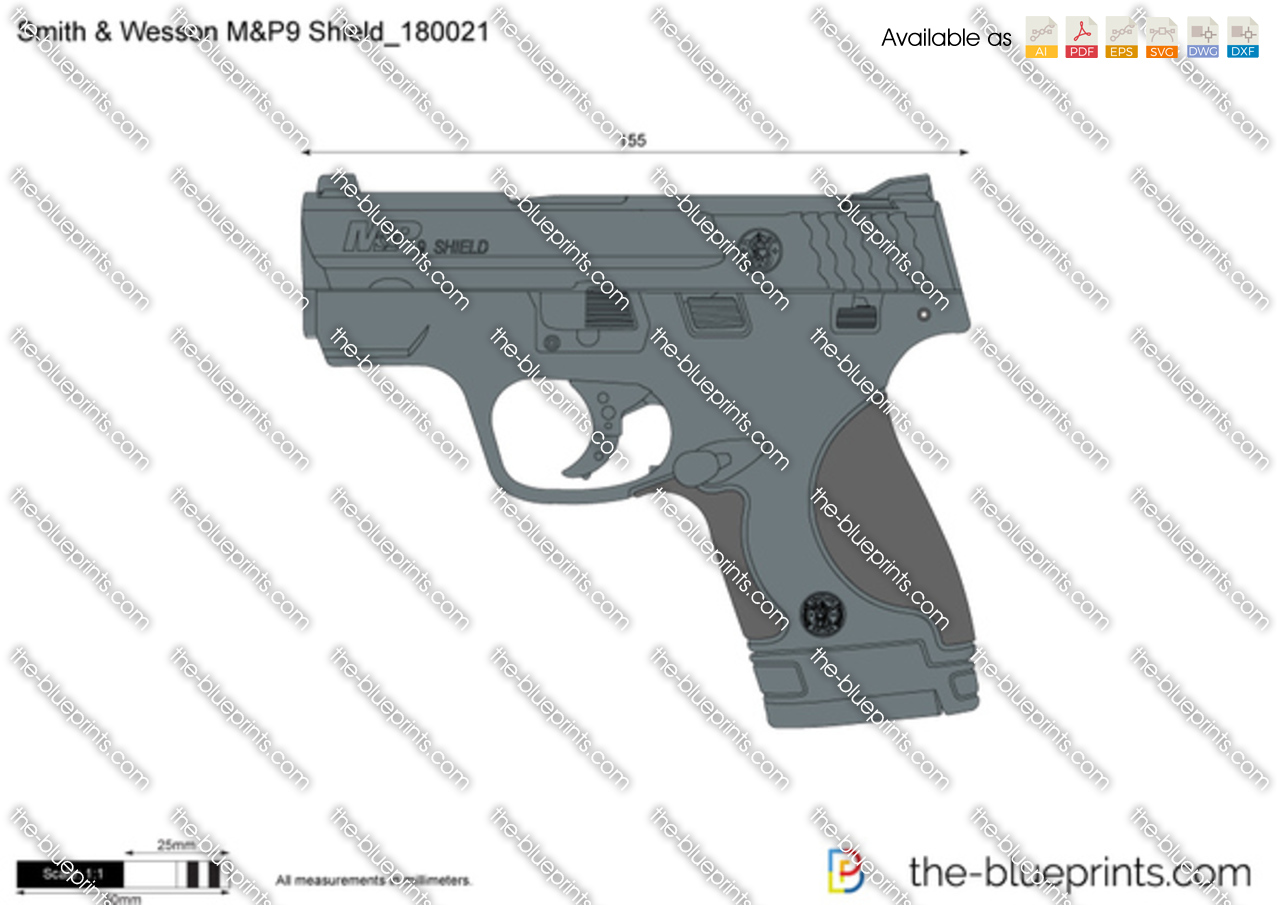 Smith & Wesson M&P9 Shield_180021