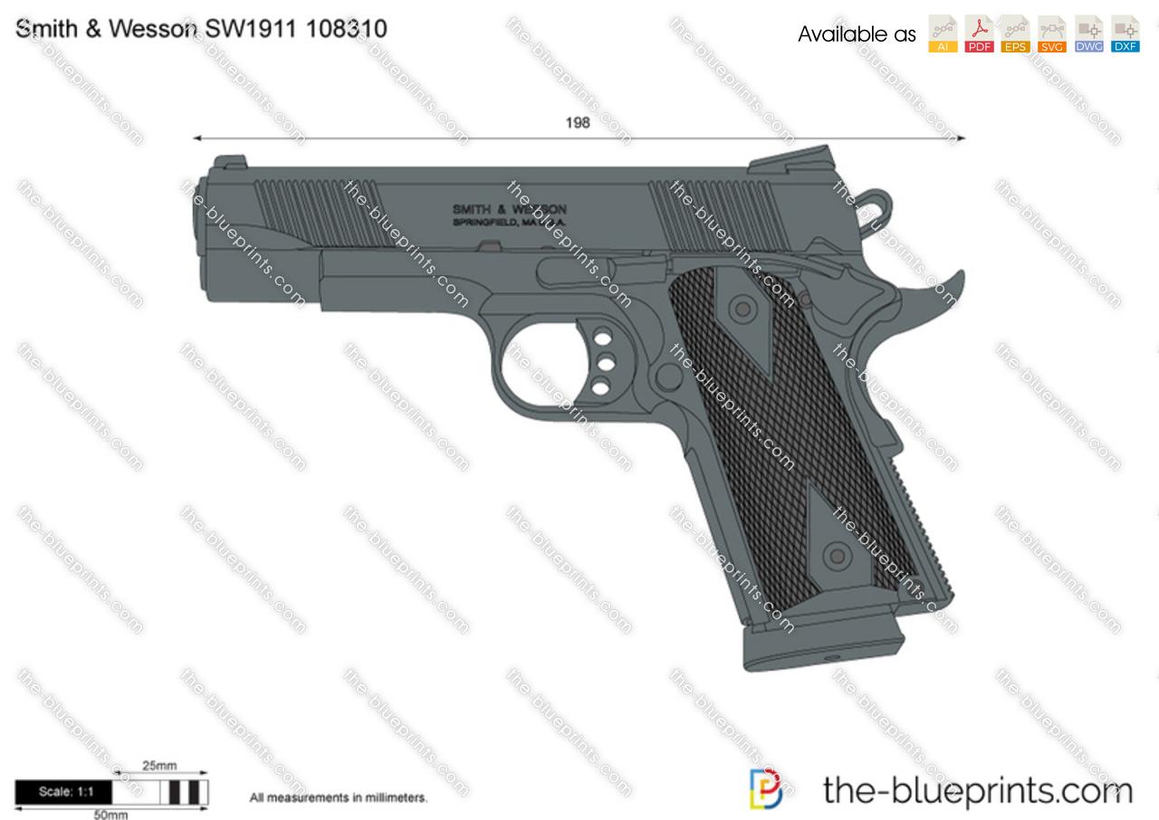 Smith & Wesson SW1911 108310