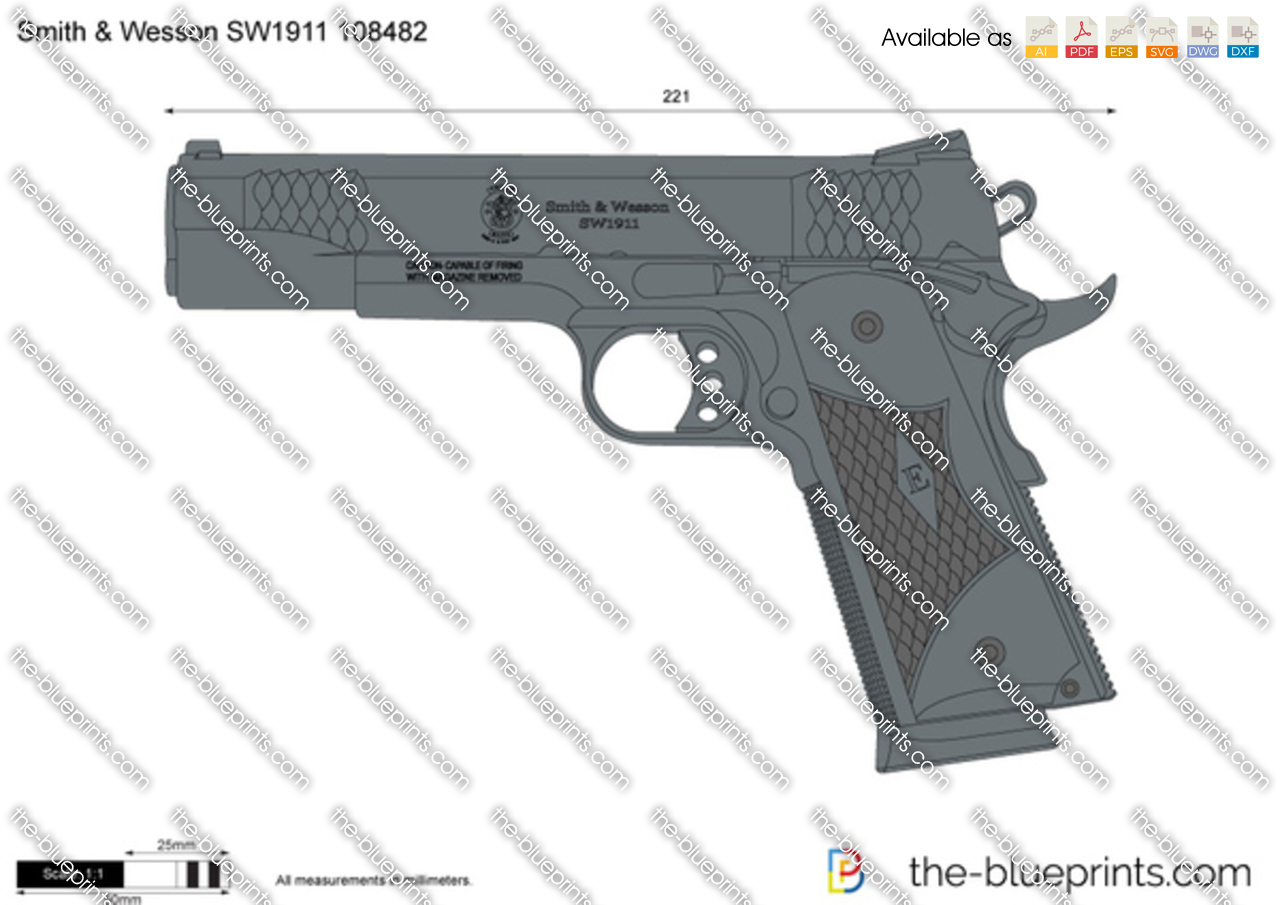 Smith & Wesson SW1911 108482