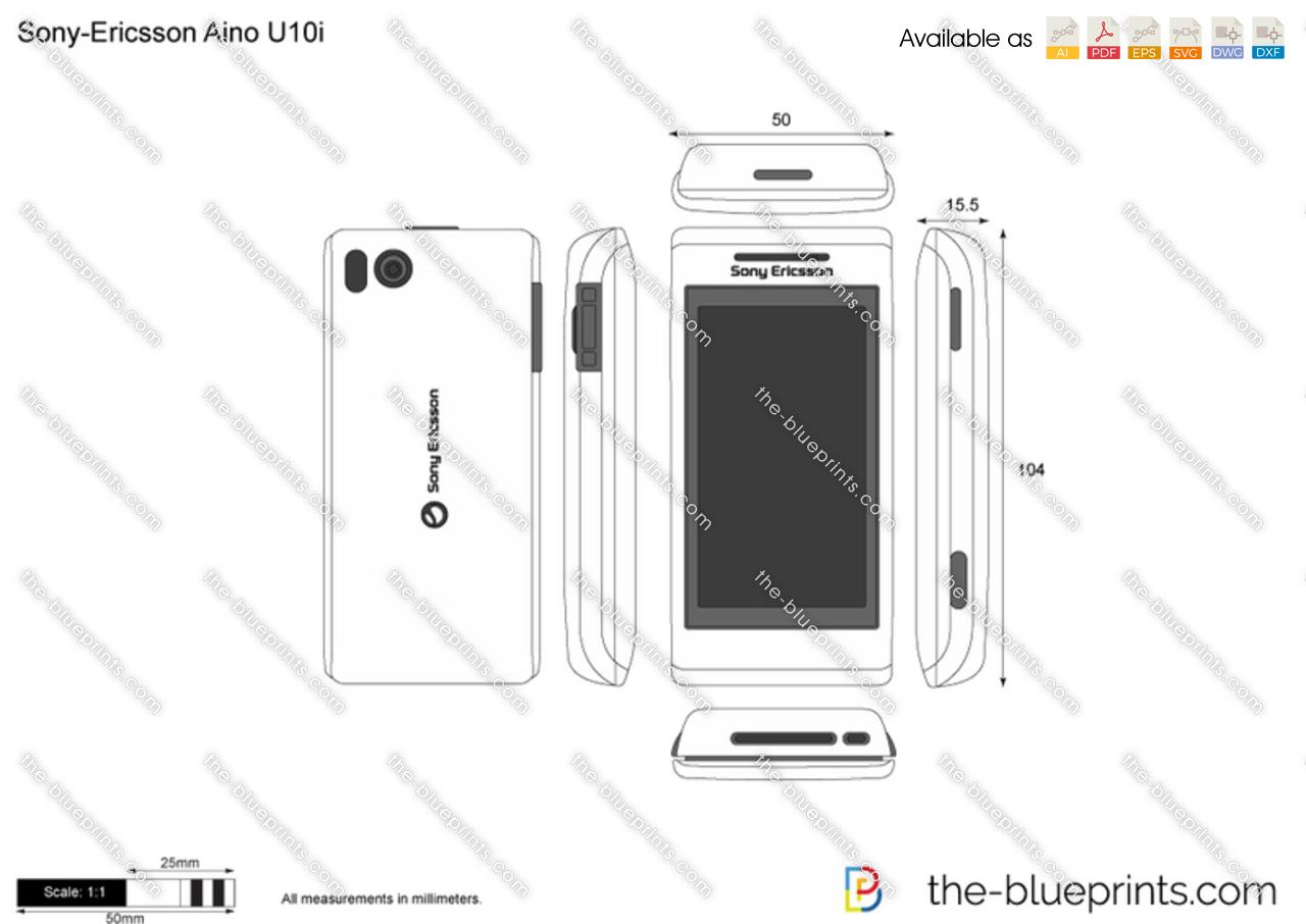 Sony-Ericsson Aino U10i