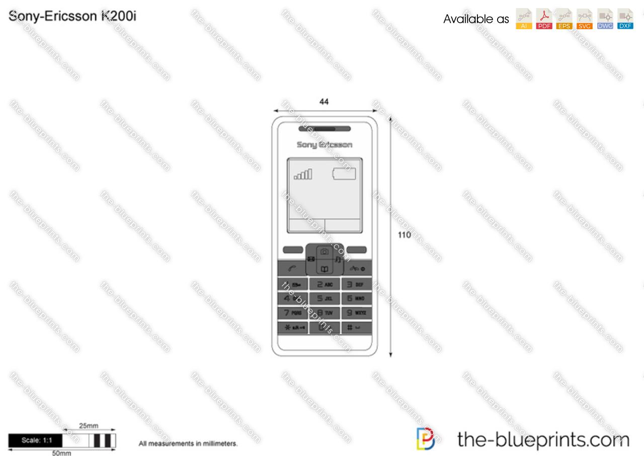Sony-Ericsson K200i