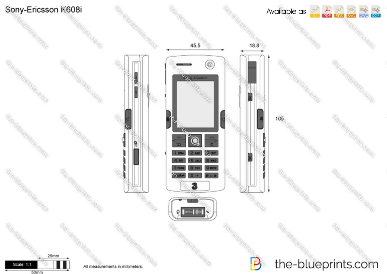 Sony-Ericsson K608i
