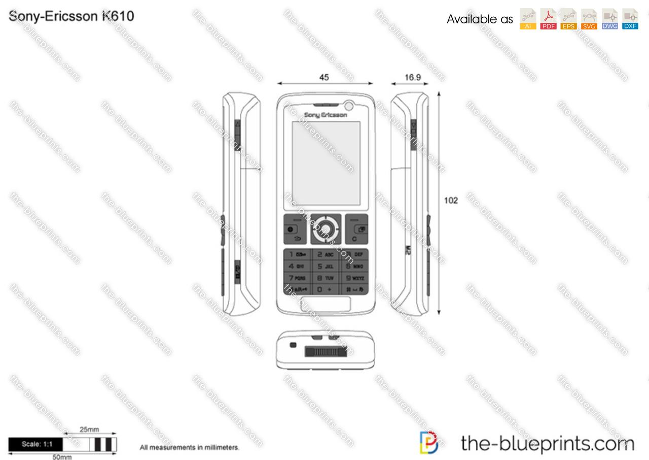 Sony-Ericsson K610