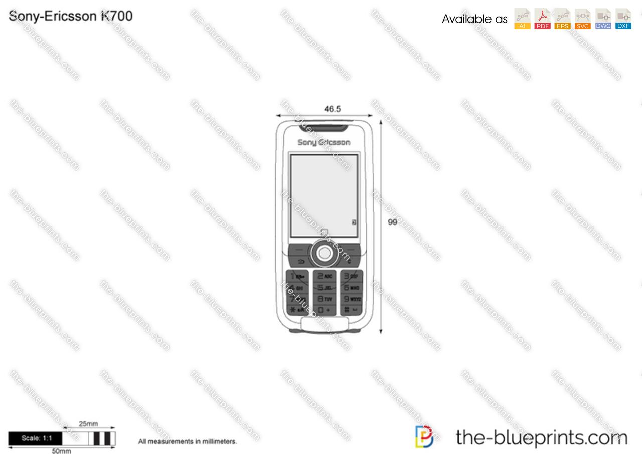 Sony-Ericsson K700