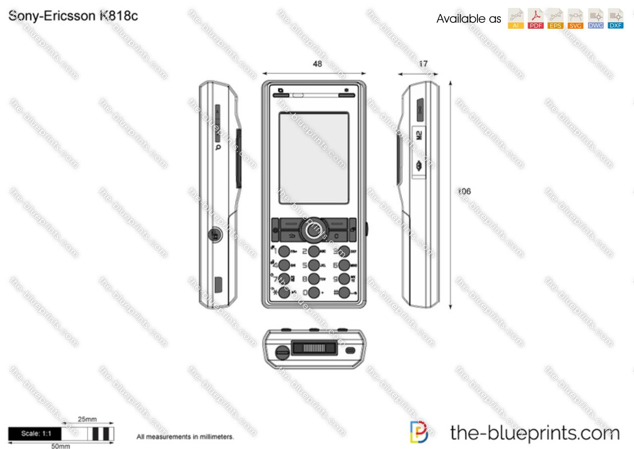 Sony-Ericsson K818c
