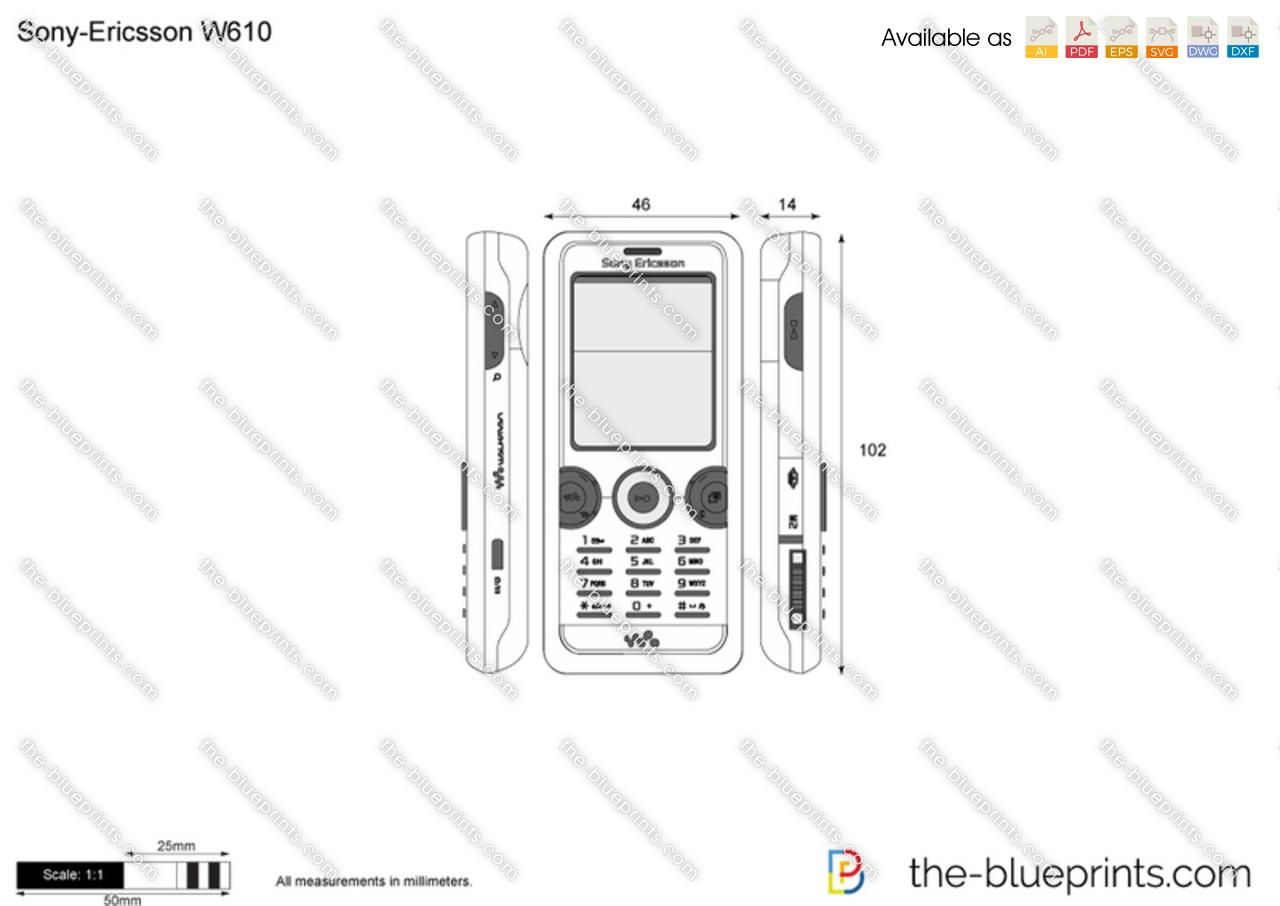 Sony-Ericsson W610