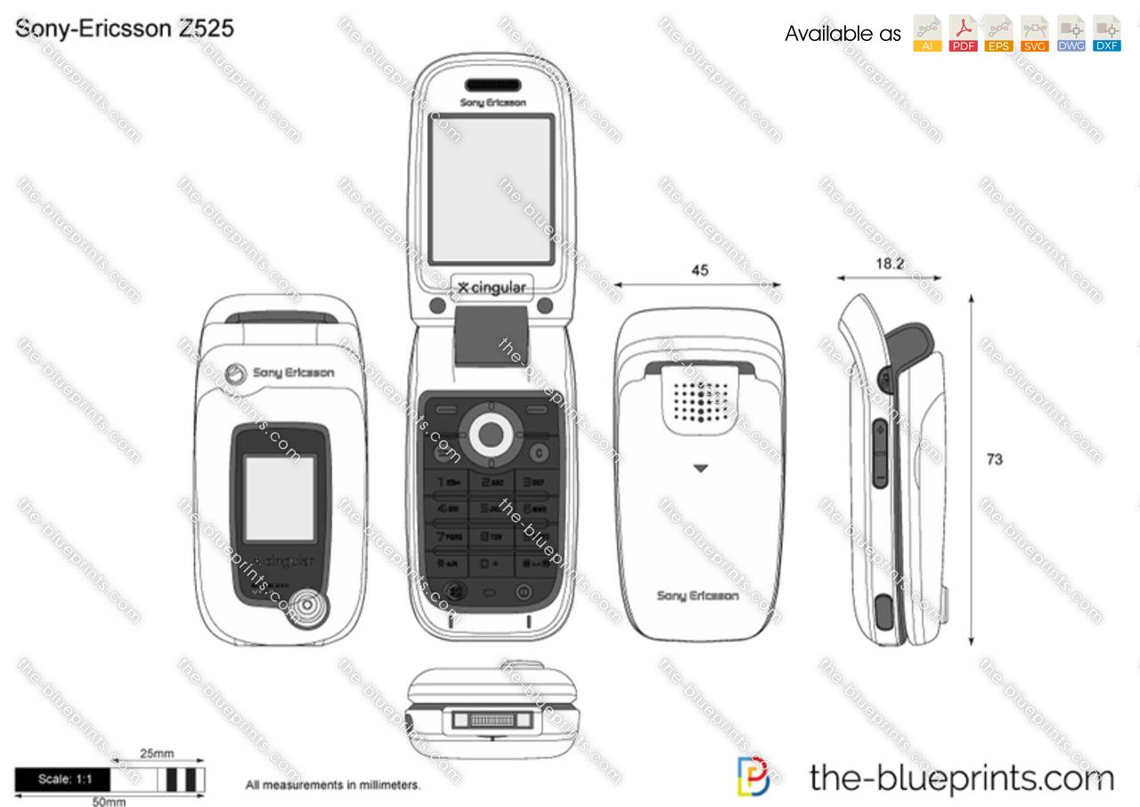 Sony-Ericsson Z525