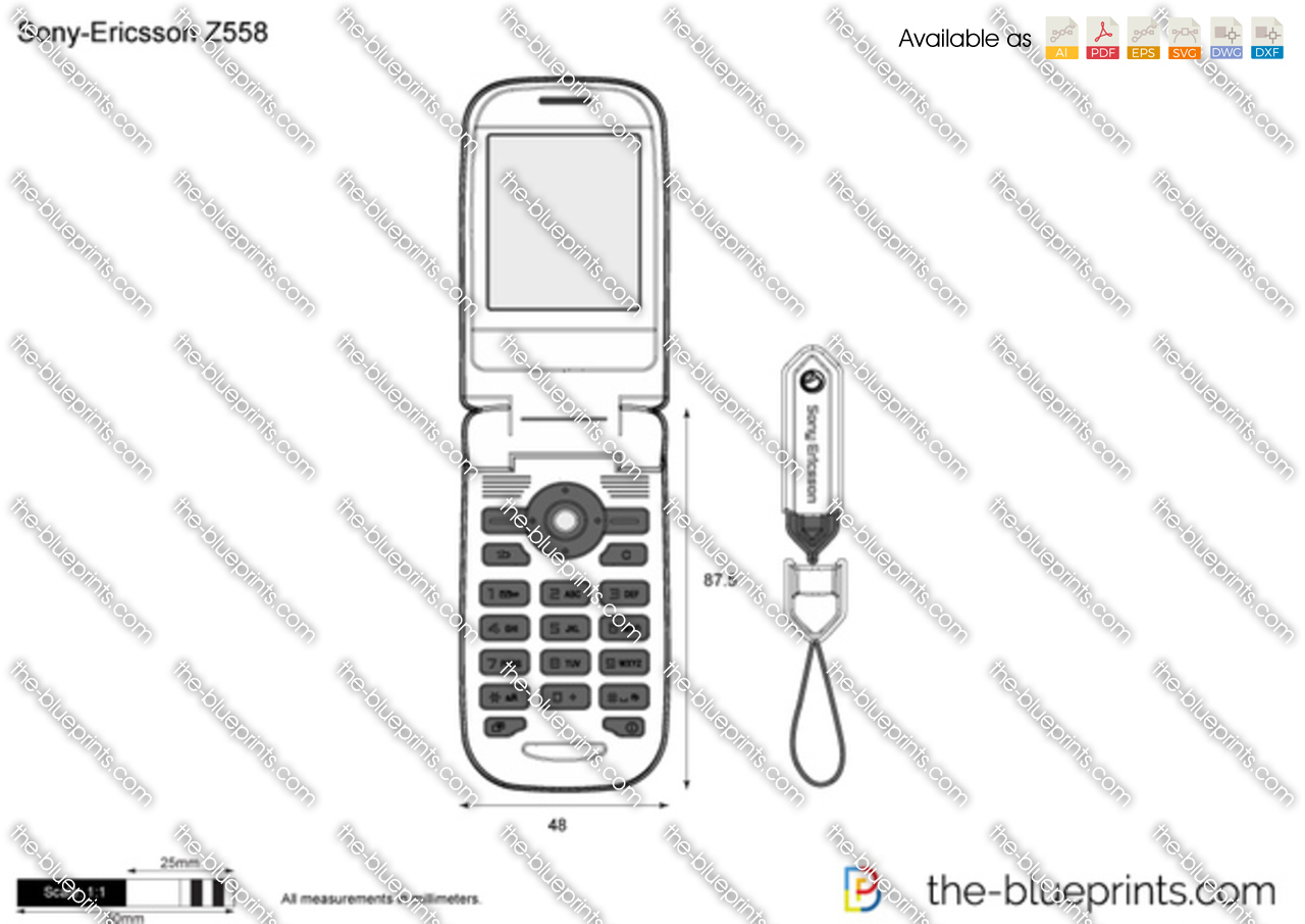Sony-Ericsson Z558