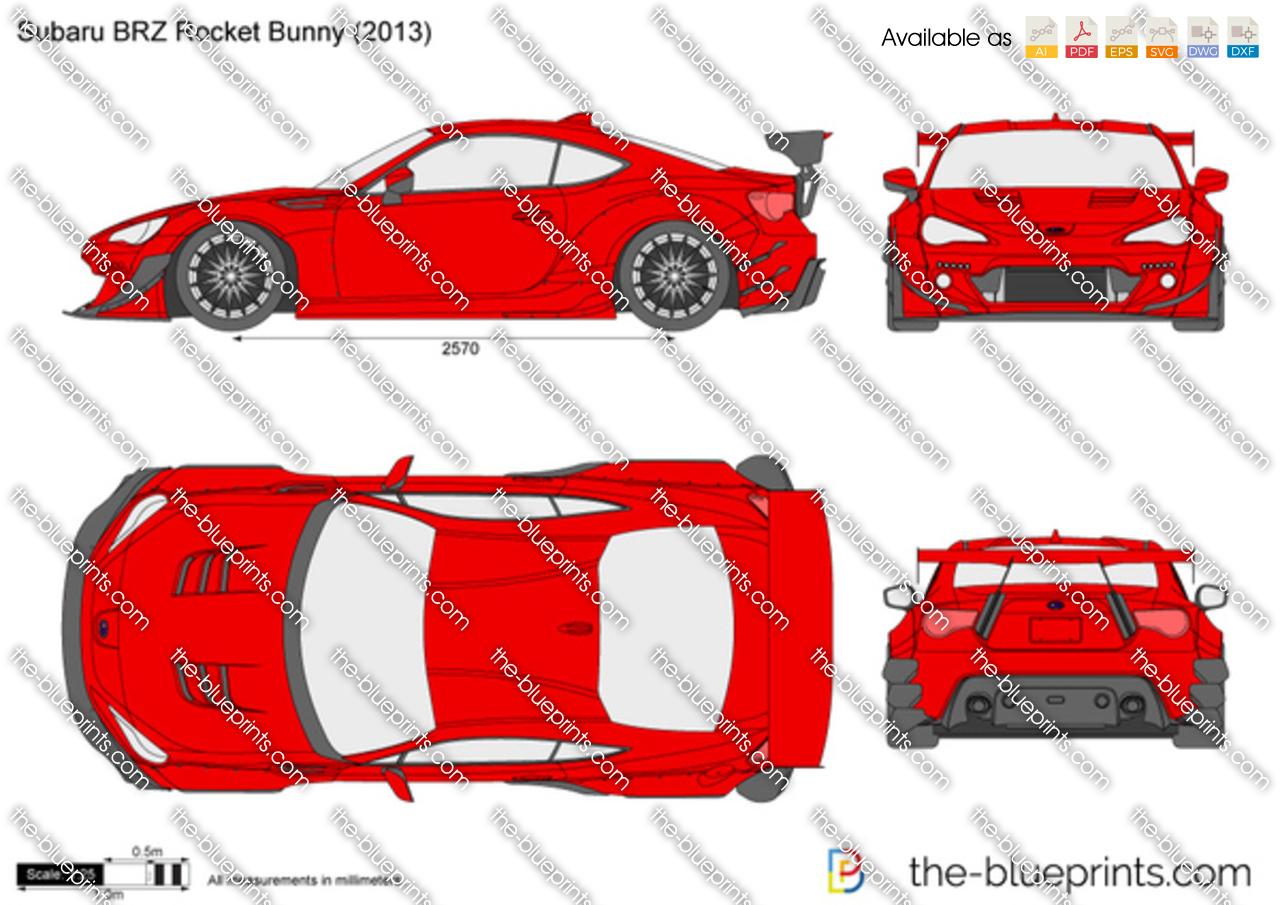 Subaru BRZ Rocket Bunny