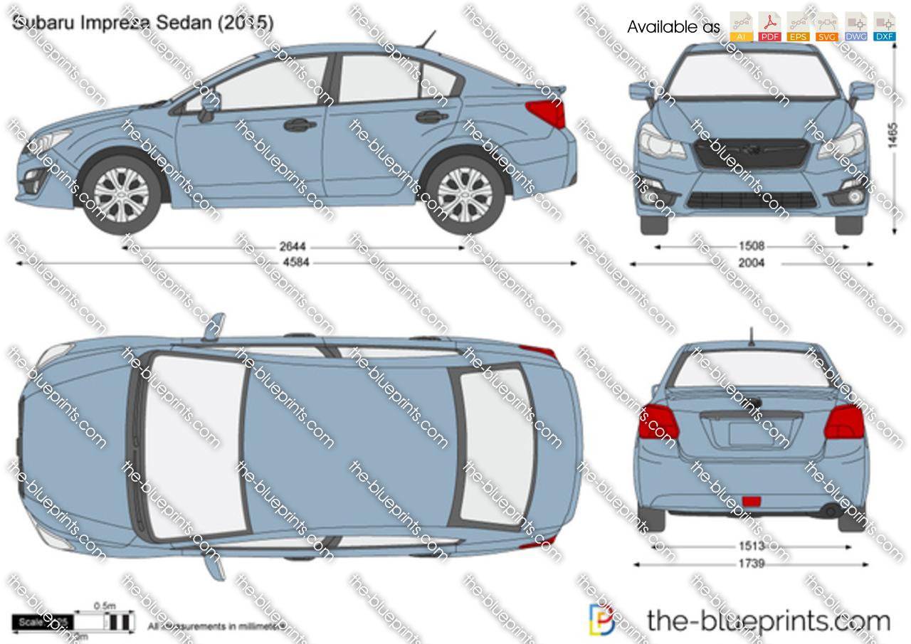 Subaru Impreza Sedan 2016