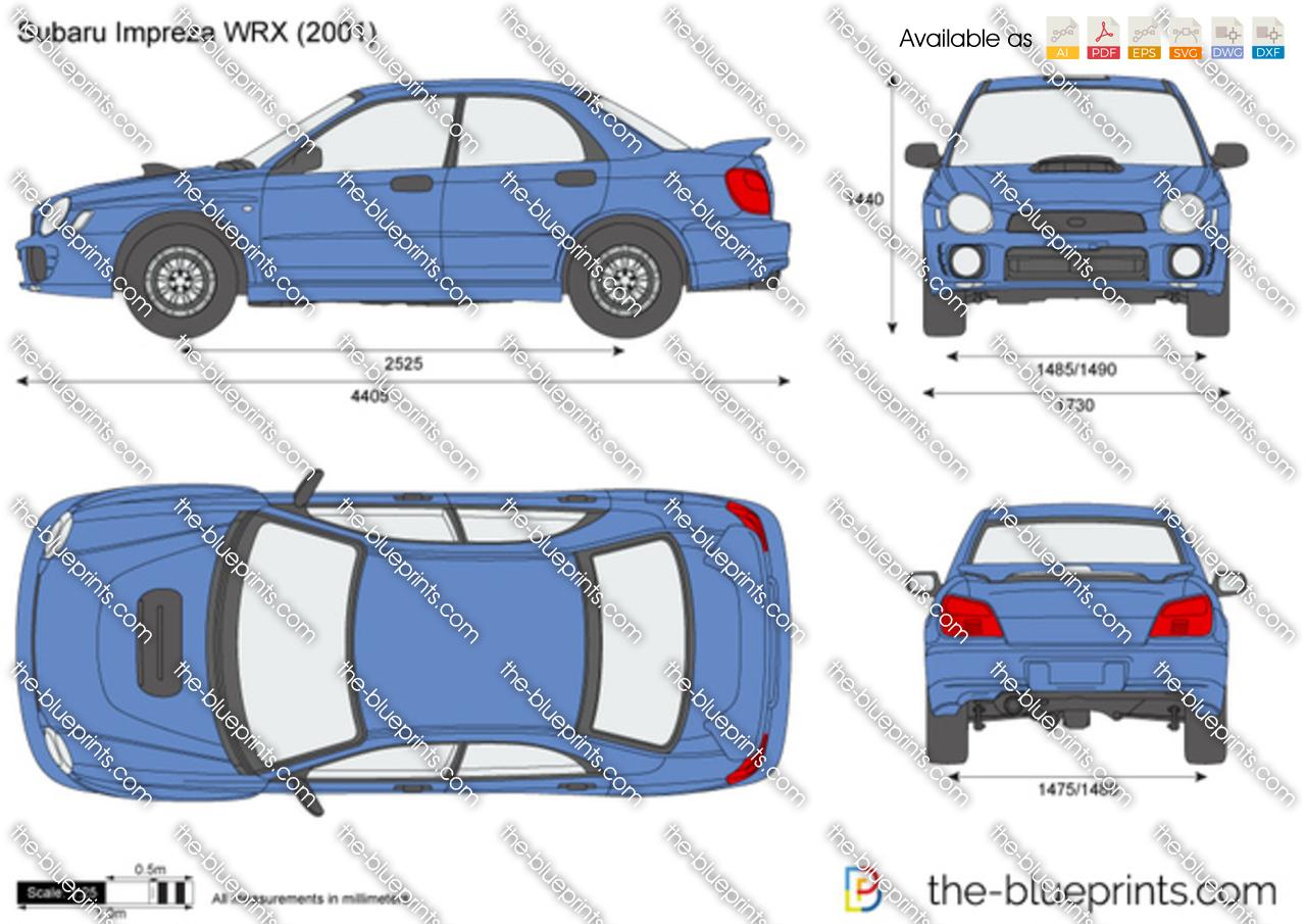 Subaru Impreza WRX 2002